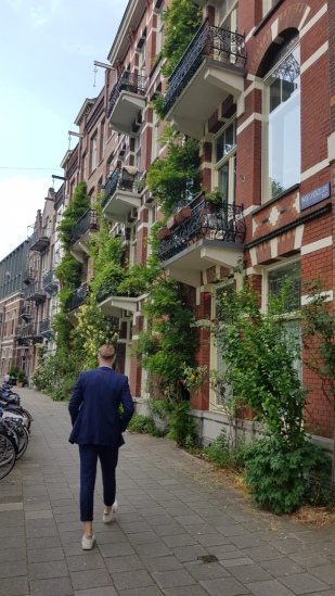 Rijsel is gelegen in een heerlijke Amsterdamse wijk