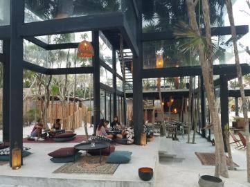 Hotel HABITAS Tulum.