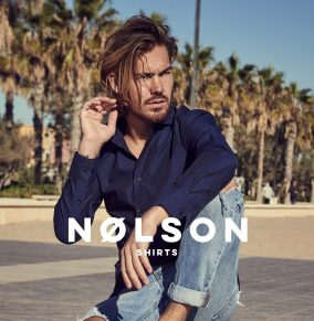 Nølson shirts.