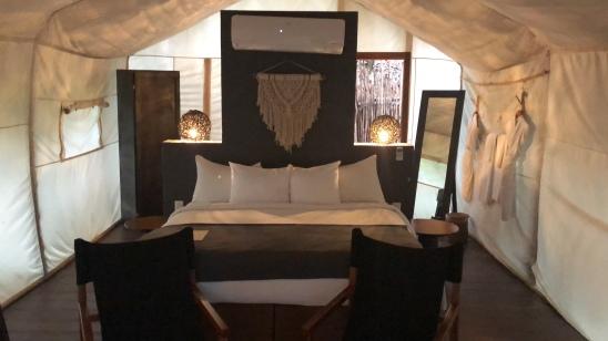 Een heerlijk en groot bed!