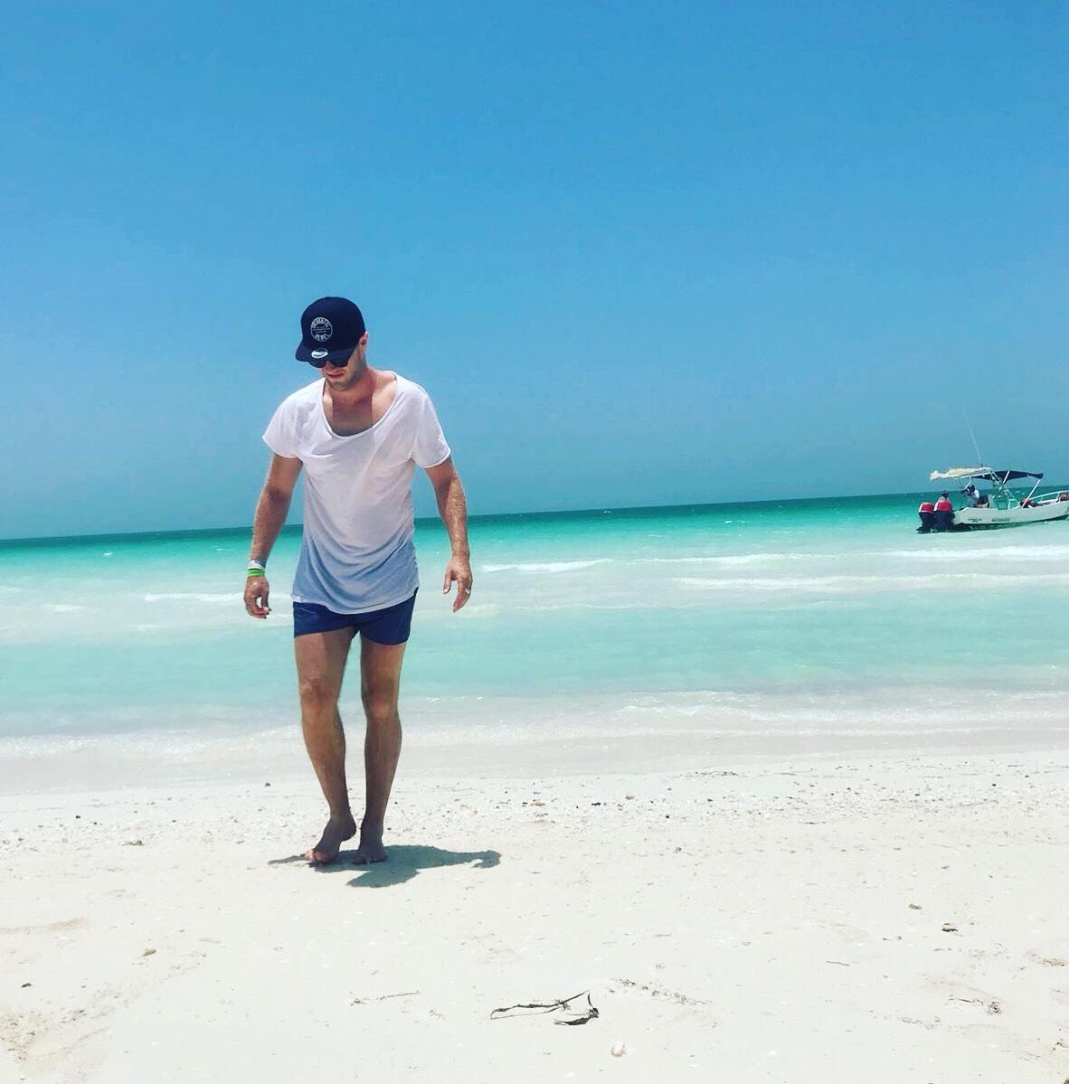 Mexico trip, IslaHolbox
