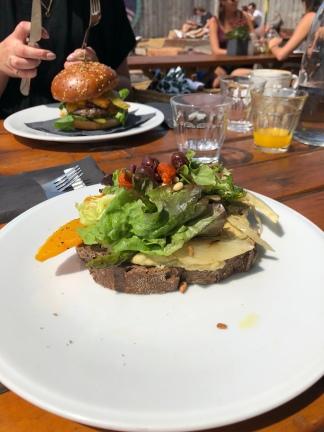 Een heerlijke lunch!