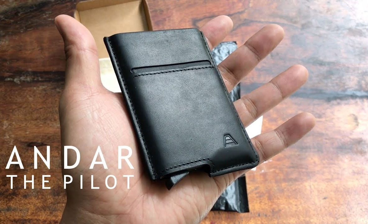 Andar Wallets