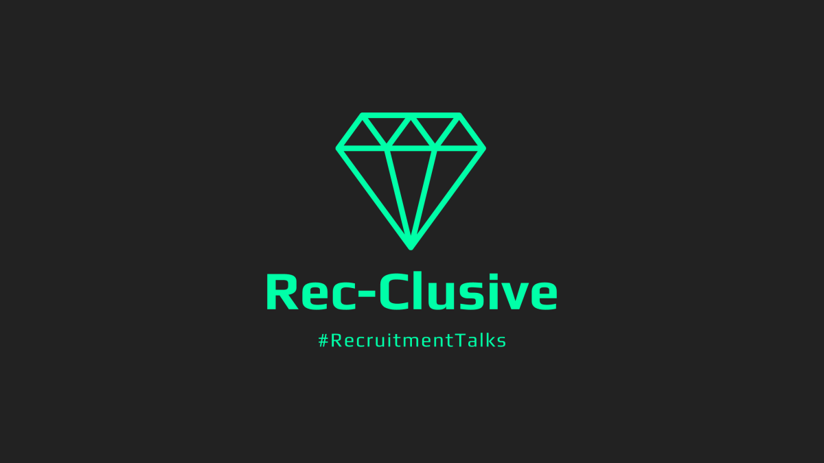 Rec-Clusive, #recruitmenttalks