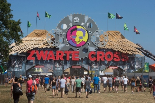 Zwarte Cross.